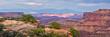 Canyonlands national park, panorama - Utah, USA