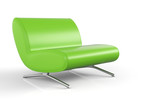 Big Green Chair