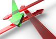 Finde den richtigen Weg - Rot Grün 3