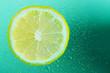 fetta di limone fresco