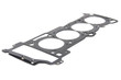Cylinder head gasket car engine isolated