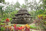 Stupa sumberawan in Batu on Bali