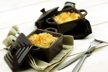 mini-cocottes de céléri lardons et pommes de terre 1