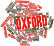 Word cloud for Oxford
