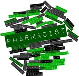 Word cloud for Pharmacist