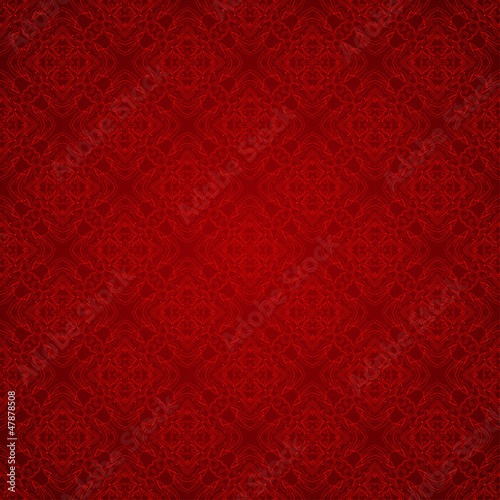 In de dag Kunstmatig Seamless colorful retro pattern background