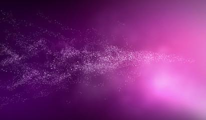 Colour glittering background
