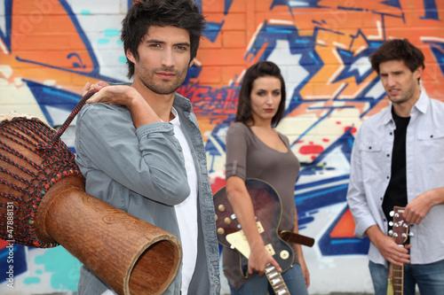 Urban band.