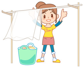 The mom who does housework04