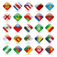 World flag icons 4
