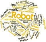 Word cloud for Robot