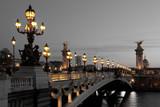 Alexander III bridge, Paris, France - 47893138