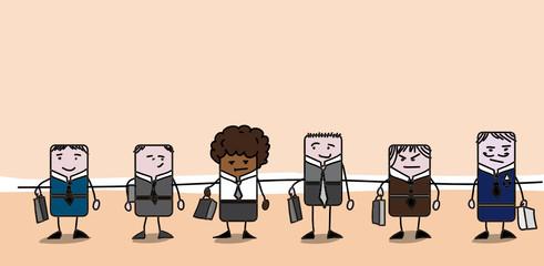 Egalité des chances à l'entretien d'embauche