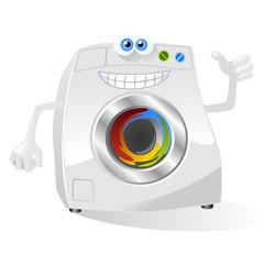 lavatrice allegra vector