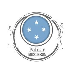 timbre Micronésie