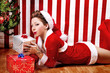 Christmas Pin Up #4