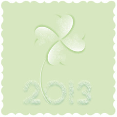 four leaf clover_2013
