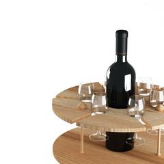 wine,wood