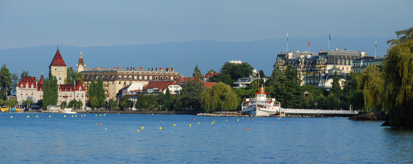 Lausanne-Ouchy, Suisse