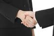 女性同士の握手