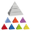 pyramide set