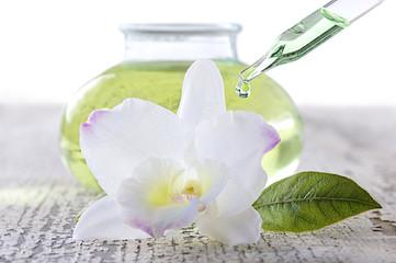 Huile essentielle d'Orchidée