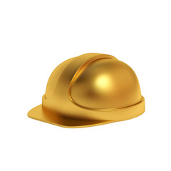 golden helmet