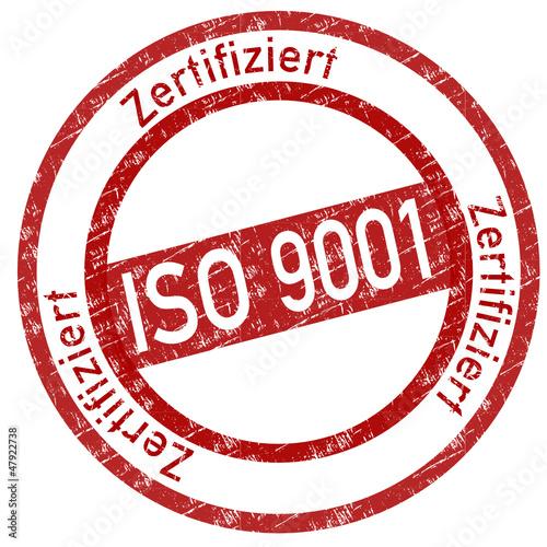 Zertifiziert DIN ISO  #121221-svg06