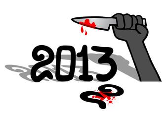 2012 kill year