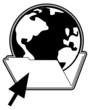 World computer icon