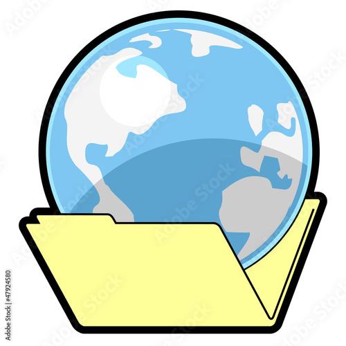 Global folder
