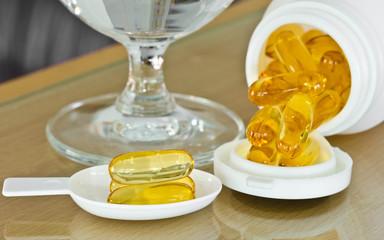Cod liver oil...