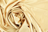 Fototapety beautiful silk drape, close up