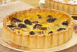 Fresh Mushroom and Leek Quiche