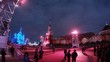 First international festival CIRCLE OF LIGHT hold on Red Square