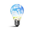 Ecology bulb light