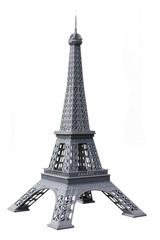 Breadboard model Eiffel tower