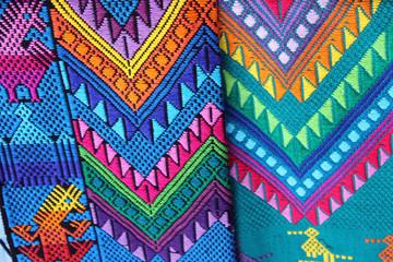 Textiles hechos a mano de Guatemala