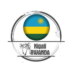 timbre Kigali