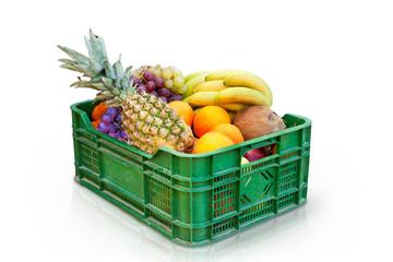 Frutas de la huerta