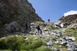 スイスアルプスで登山