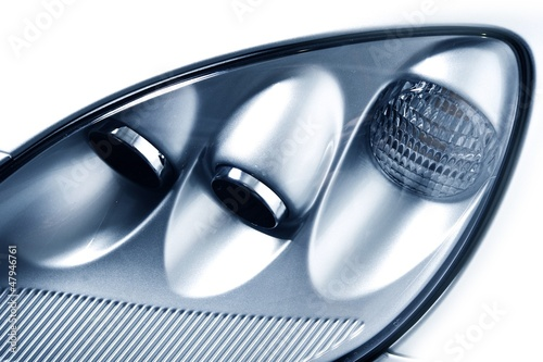 Elegant Car Headlights