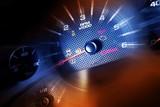 Sport Car Dash Dials - 47947304