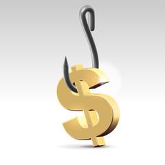 Phishing money