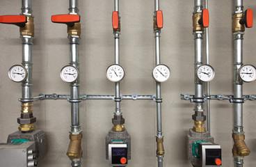 Thermometer Heizung © Matthias Buehner