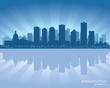 Edmonton, Canada skyline