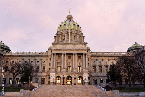 Harrisburg - State Capitol Building