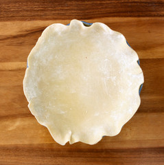 Pie Pastry Shell