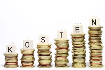 Kostensteigerung