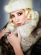 Glamour girl (Michelle/ MA: Alexandra Karner)